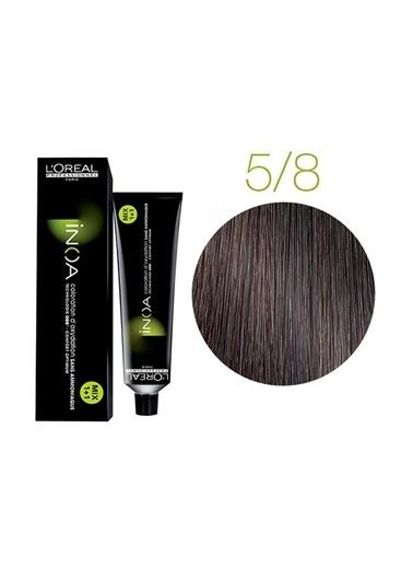 Inoa No:5,8 Saç Boyası 60 Gr Kahve